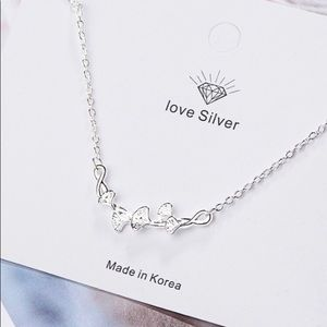 925 Sterling Silver Necklace!